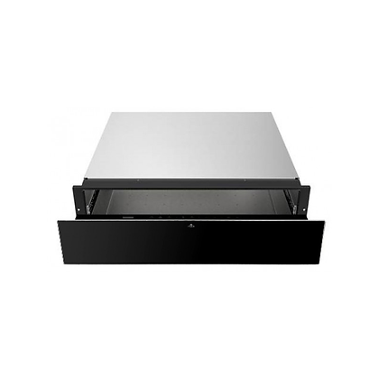 Warming Drawer 22L Black Glass