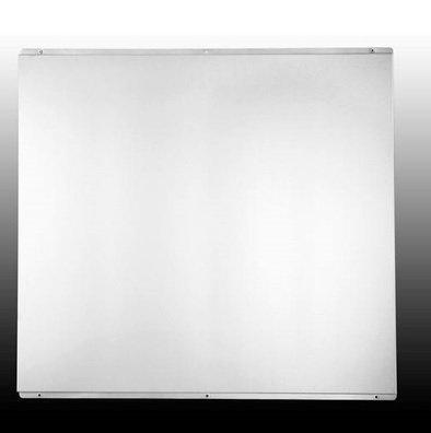 900 x 750 Stainless Steel Splashback