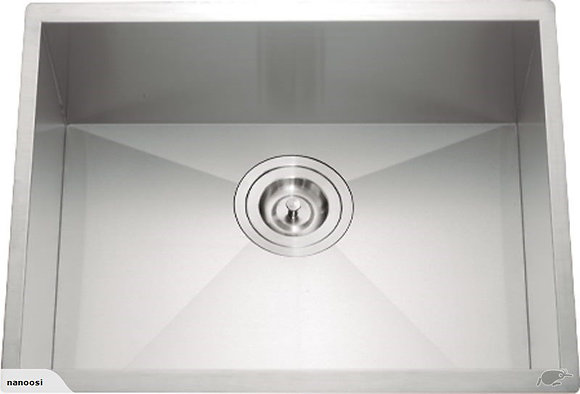 Top and undermount Handmade Sink 450mm