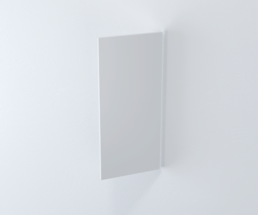 Wall End Panel 420mm