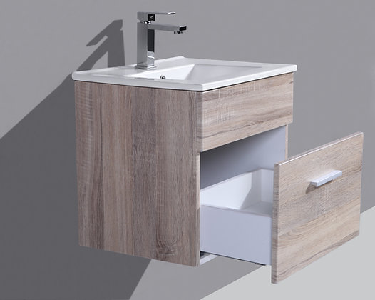 Wall mount  Vanity with drawer  YBC144-50