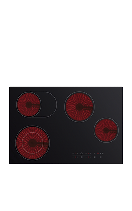 Ceramic Cook Top - Touch Controls - 770mm