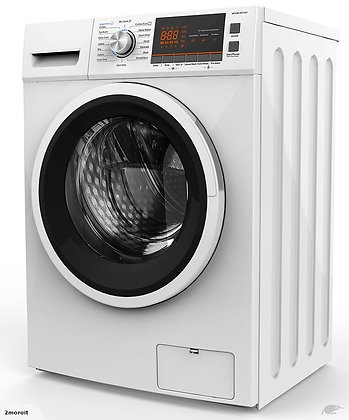10KG Front Loader Washing Machine
