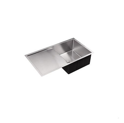 Overmount and Undermount Handmade Sink - Stainless Steel -810mm