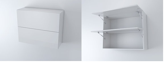 Wall Unit 600W Flap