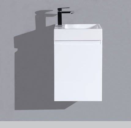 Wall mount  Vanity (Hand basin)