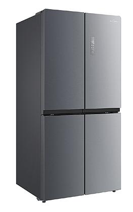 584L Side-by-Side Fridge Freezer JHCDSBS545SS