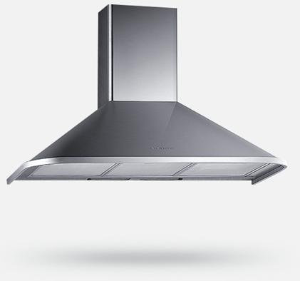 Wall Mount S/S Range Hood HEM52(B-900MM)