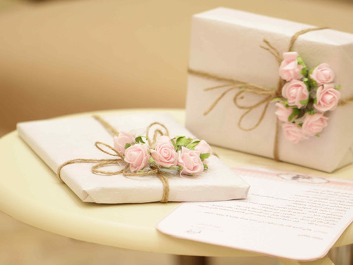 5 Personalized Wedding Gift Ideas