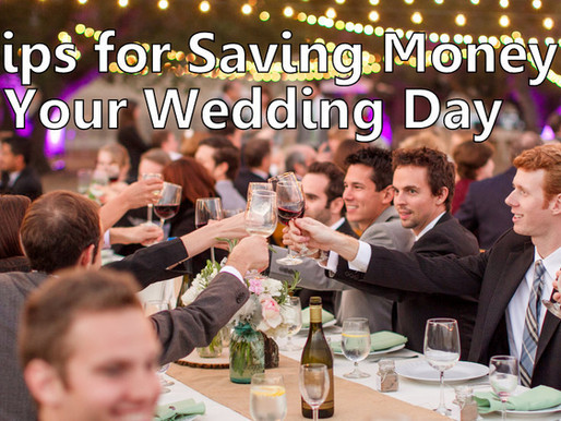 5 Real Tips For Saving Money on Your Wedding From The Wedding Professionals at Pure Joy Catering