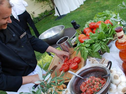Chef Jery Wilson's Farmer's Market Roasted Salsa