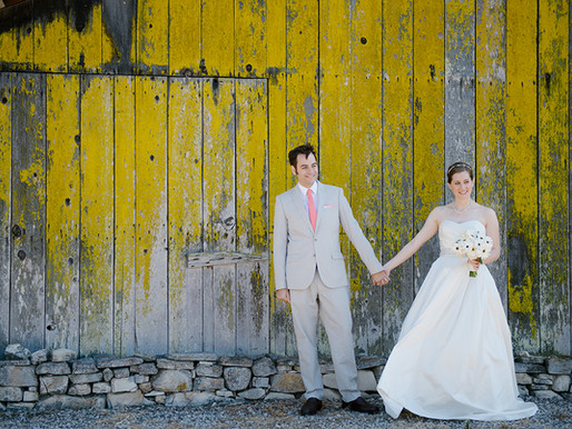 Delectable Vineyard Wedding