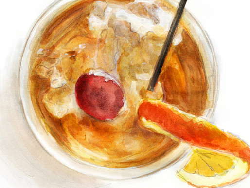 """Capturing the Local Cherry Season the """"Old Fashioned"""" Way"""