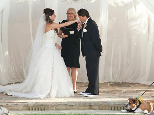 Wedding Officiant Extrodinaire Nanette
