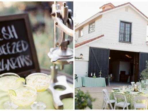 Santa Barbara Wedding Weekend Ranch Welcome