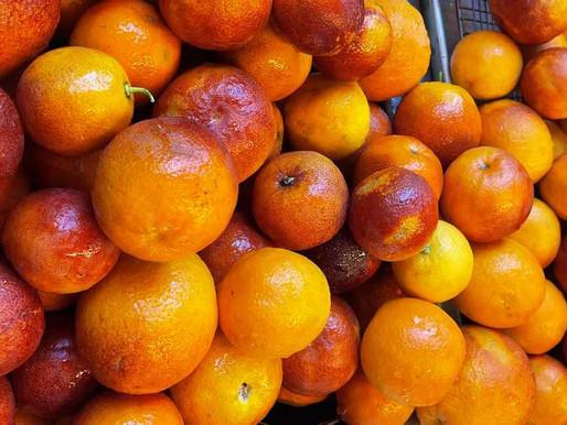 Blood Orange + Port Wine Marmalade