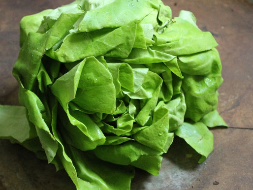 Feeling Crabby? Butter Lettuce Cheer You Up With This Recipe!