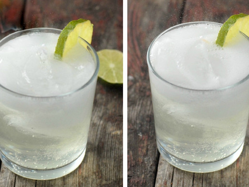 Forever a Classic Cocktail; The Gin Rickey