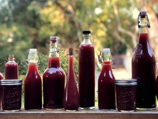 Artisanal Fruit Vinegars