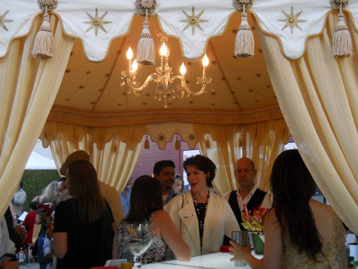 The Ultimate in Exotic Event Tenting Can be Yours