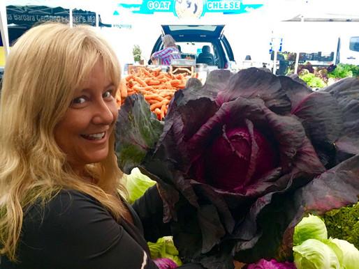 Santa Barbara Certified Farmer's Spring Market