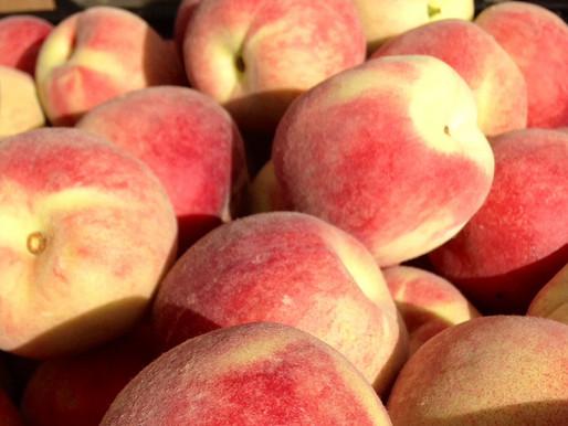 Pro Recipes For the Local Peach Season
