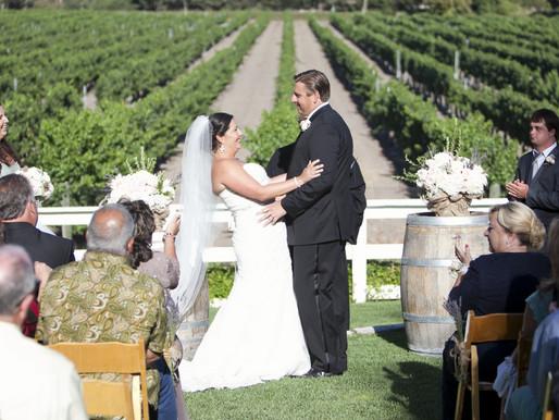 Lovely Lincourt Wedding