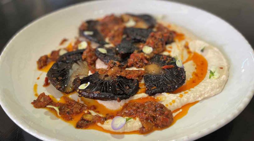 Chipotle Roasted Portobellos