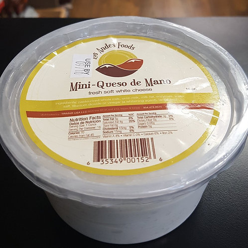 Mini queso de Mano (5 unidades )