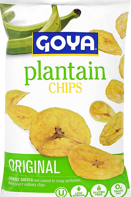 Plantain Chips Original (Platanitos)