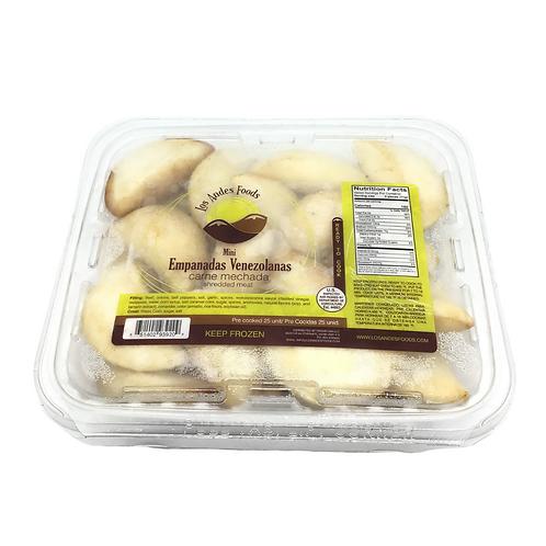 25 mini empanadas Precocidas