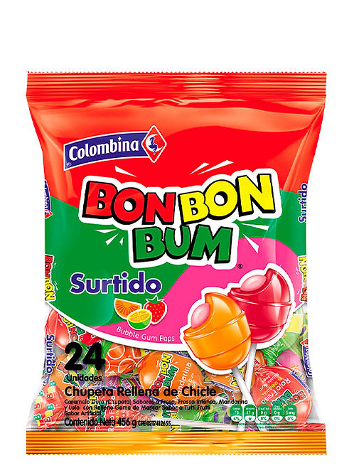 Bon Bon Bum 24 Pack