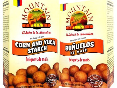 Buñuelos Mountains Delight 12oz