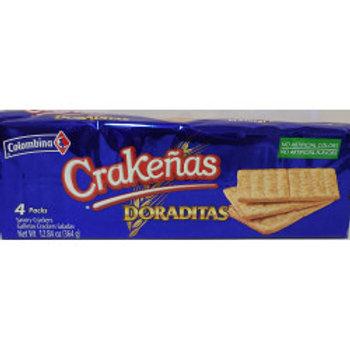 Crakenas Doraditas 6 pack
