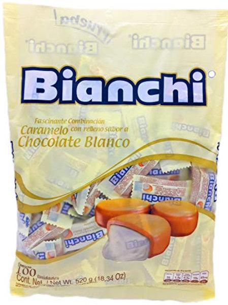 Bianchi Caramelos Rellenos (100 unidades)
