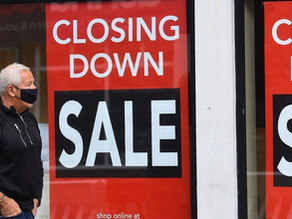 Наблюдава ли се Инфлация по Време на Lockdown-a в Англия