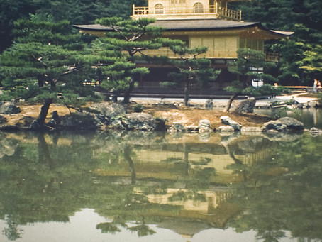 The Golden Temple (Zen and the Theory of Everything)