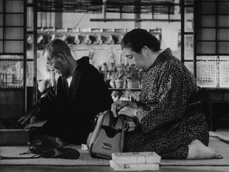 Tokyo Story : Looking Without Trying to Prove Anything