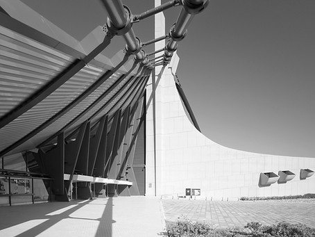 Do|Co|Mo|Mo|Japan|16 : Tokyo Olympic Stadium : Kenzo Tange