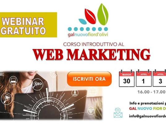 CORSO INTRODUTTIVO AL WEB MARKETING