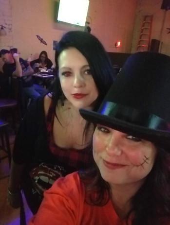 Smokestack Halloween