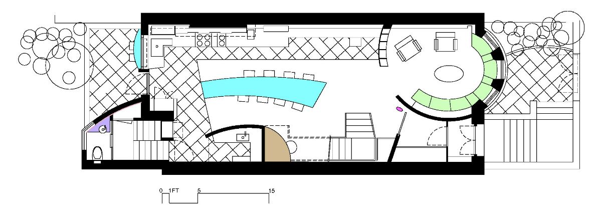 SK02 Brownstone parlor floor proposal