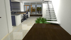 SK12 Townhouse enlargement and new stairs