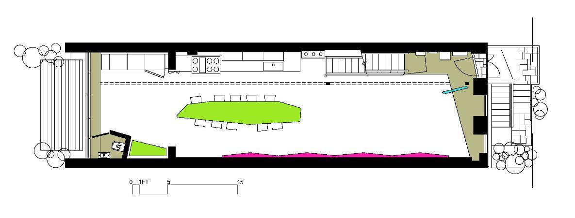 SK03 Brownstone open floor proposal