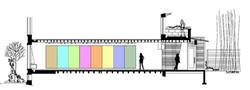 SK04 Brownstone Art Wall proposal