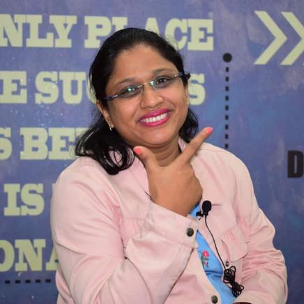 Overcoming self-doubts is the key to success - Shreya Govind