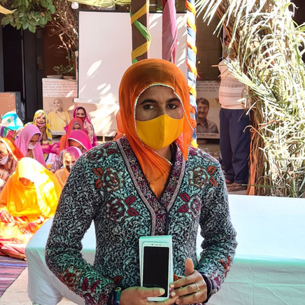 Project Jagriti: Kamla Devi