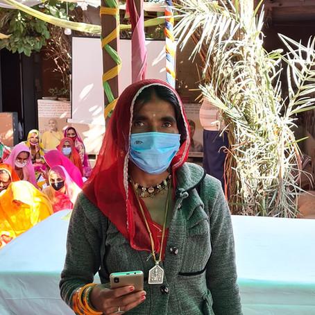 Project Jagriti: Dariya Devi