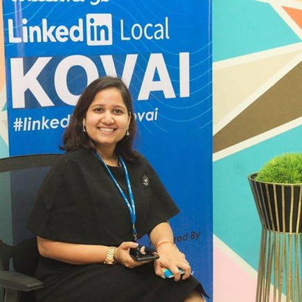 From being Manager to a Fresher - Priya Payal D Sharma