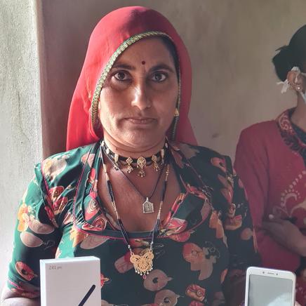 Project Jagriti: Moni Devi
